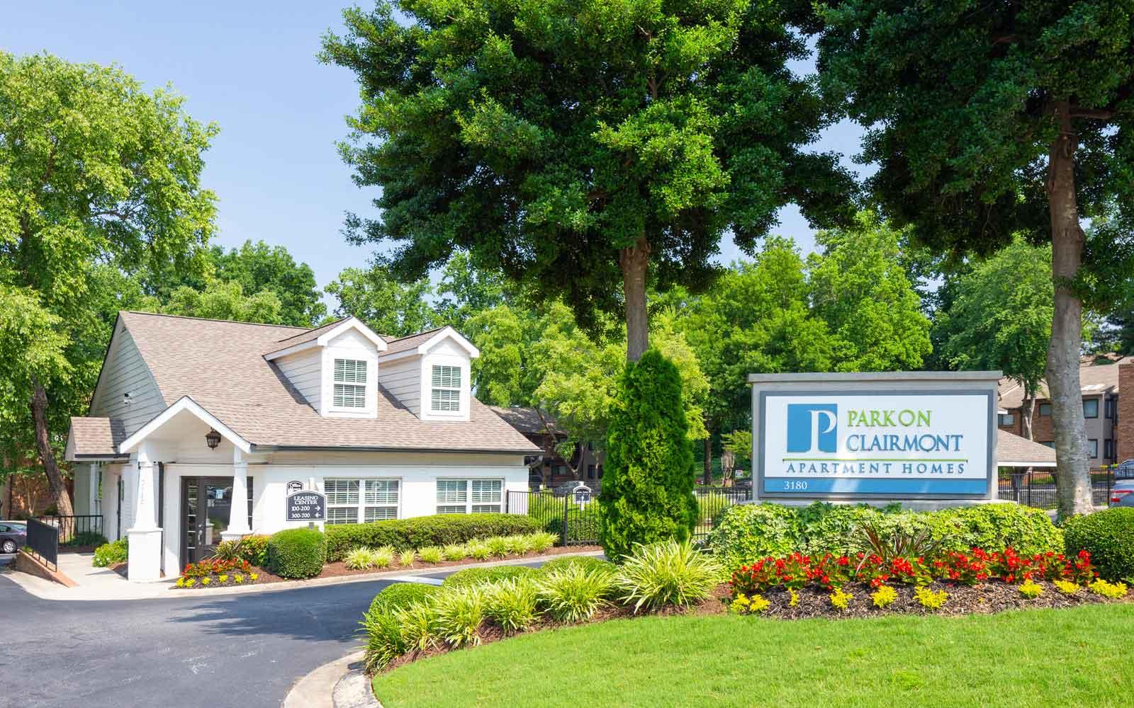Park on Clairmont Apartments for real estate