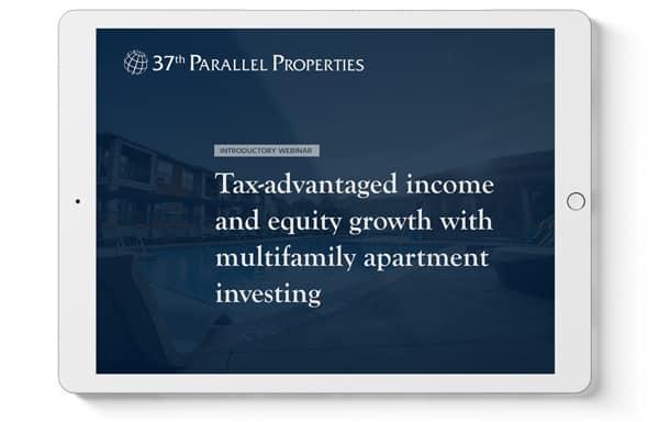 intro to multifamily apartment investing